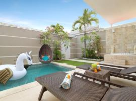 Bali Cosy Villa, hotel with jacuzzis in Legian
