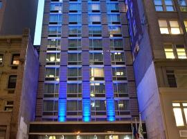 Holiday Inn Express - Times Square South, pet-friendly hotel in New York