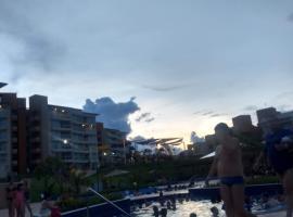 Flat Ilhas do Lago Eco Resort