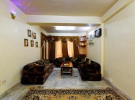 Peaceful 3BHK Home in Bharari