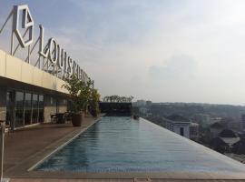 Apartment WR Louis Kienne Simpang Lima Semarang