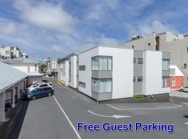 Apollo Lodge Motel, motel in Wellington