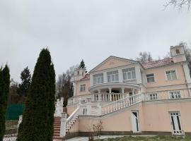 Загородный дом, hotel with jacuzzis in Istra