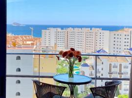 Seaview Apartment 300m from the Beach