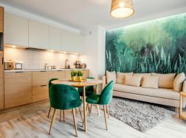 W&K Apartments - Green Suite