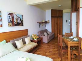 Flat aconchegante no Centro Histórico, hotel in São João del Rei