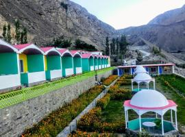 Hotel Mountain Lodge Skardu
