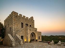Cassiopeia's Castle