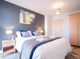 Cosy Luxurious City Centre Apartment - Birmingham - 2 min walk from New Street Station/Grand Central