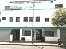 HOSTAL CASA DE LA VICTORIA, hotel in Quito