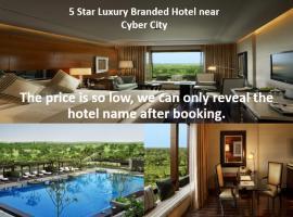 5 Star Luxury Hotel near Cyber City