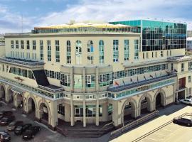 Бизнес отель Евразия Тюмень
