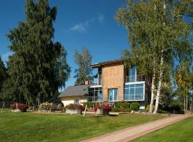 Reinis, hotel near Reina Ski Lift 1, Turaida