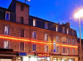 Kyriad Rodez, hotel in Rodez
