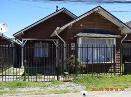 Bella Casa a 10 minutos del Centro de Valdivia