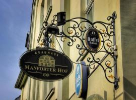 Brauhaus Manforter Hof, Hotel in Leverkusen