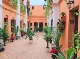 Alojamiento Rural Flamingo, hotel in El Rocío