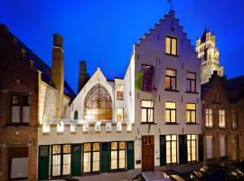 B&B Huis ´T Schaep, hotel near Beguinage, Bruges