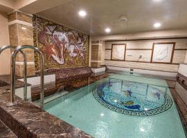 Hotel Daniela Wellness, hotel v destinácii Kiten
