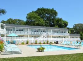 The Escape Inn, family hotel in South Yarmouth