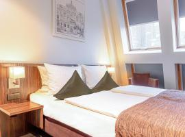 Ramada by Wyndham Frankfurt City Centre, hotel near Eiserner Steg, Frankfurt