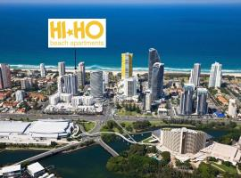Hi Ho Beach Front Apartments on Broadbeach, hotel in Gold Coast