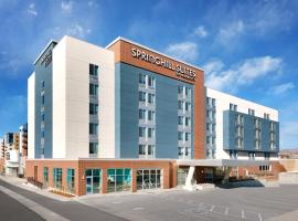 Comfort Inn & Suites Salt Lake City Airport, hotel in Salt Lake City
