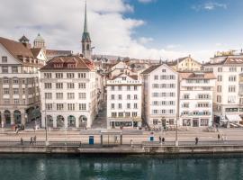 Pop Up Hotel Krone Zürich