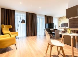 H23 Boardinghotel, hotel in Stuttgart