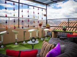 Home Garden Hotel, budget hotel in Cusco