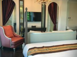 Nanta Glam CM Hotel & Residences, hotel near Chiang Mai Gate, Chiang Mai