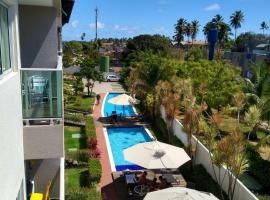 Porto Plaza Flat Service, apartment in Porto De Galinhas