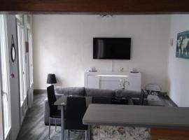 Appartement de la place