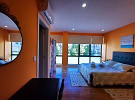 Apartamentos/Suites Encosta do Sol - Douro Valley, hotel em Lamego