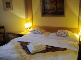 Touristenhaus, hotel in Leukerbad