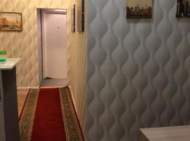 Гостиница Зарина