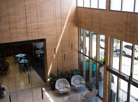 Mercure Belo Horizonte Lourdes, hotel in Belo Horizonte