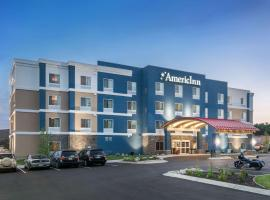 AmericInn by Wyndham Sioux Falls North