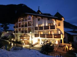 Hotel Alpina, ski resort in Ischgl
