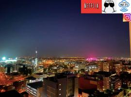 LOCATION LOCATION CITY VIEWS NETFLIX WIFI WINE