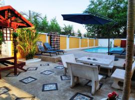 Baan 4 bedroom villa with private swimming pool
