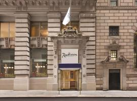 Radisson Hotel New York Wall Street