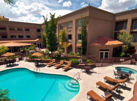 Radisson Hotel El Paso Airport, hotel v destinaci El Paso