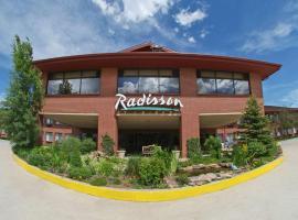 Radisson Hotel Colorado Springs, hotel with jacuzzis in Colorado Springs