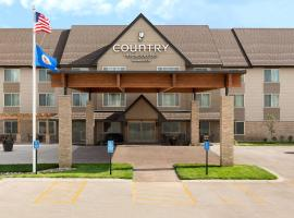 Country Inn & Suites by Radisson, St. Cloud West, MN, hotel in Saint Cloud
