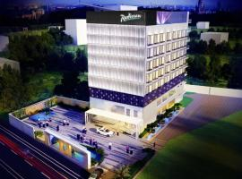 Radisson Lucknow City Center, hotel with pools in Lucknow