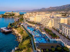Merit Royal Premium Hotel Casino & SPA, отель в Кирении