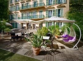 Hotel Villa Victoria, hotel in Nice