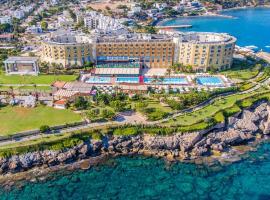 Merit Park Hotel Casino & SPA, отель в Кирении
