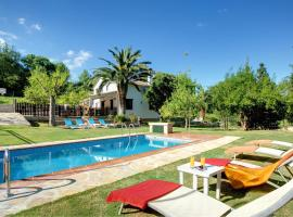 Grazalema Villa Sleeps 8 Air Con